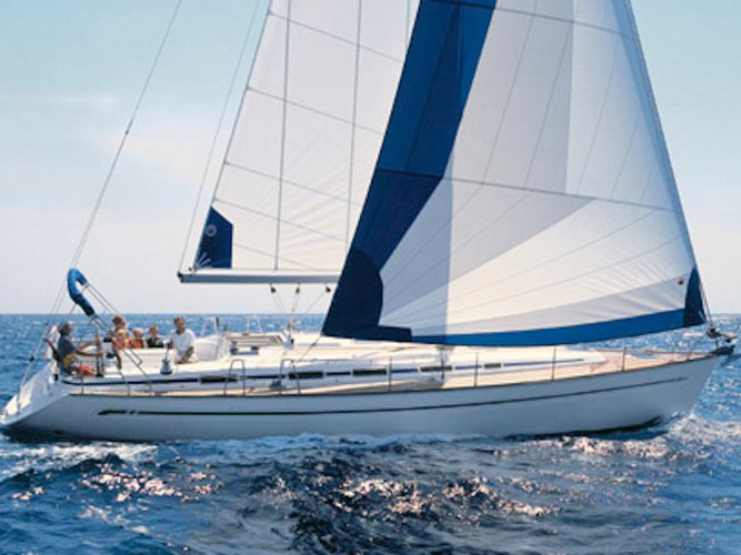 Beautiful Bavaria Yachtbau Bavaria 44 ideal for sailing and fun in the sun!