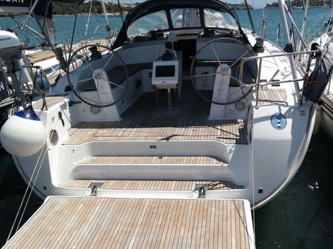 Charter this amazing Bavaria Yachtbau Bavaria 51 Cruiser in Palma de Mallorca, ES