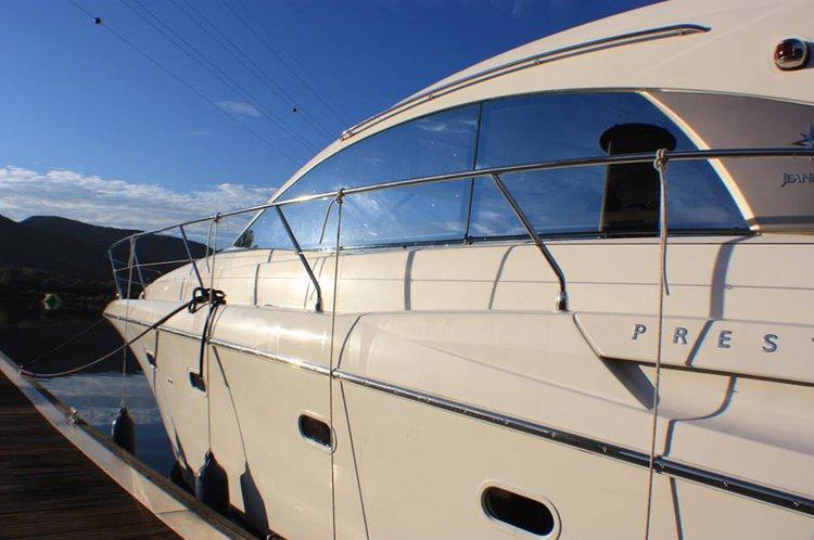 42.0 feet Beneteau in great shape