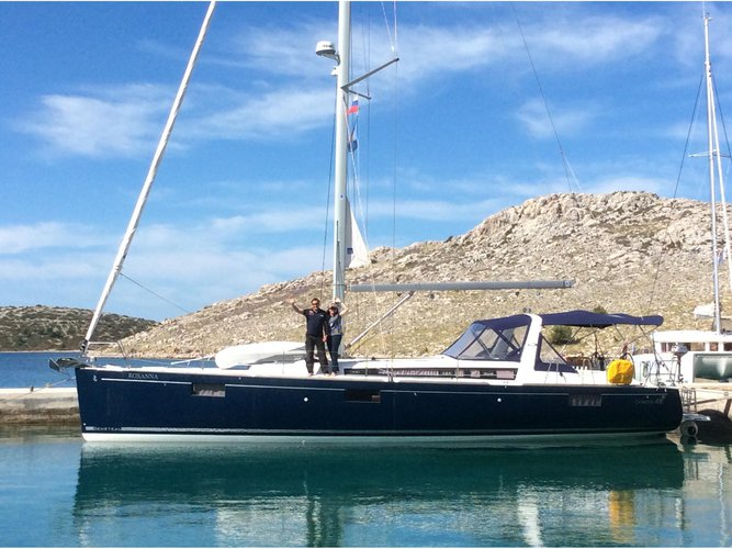 Enjoy Ibiza, ES to the fullest on our comfortable Beneteau Oceanis 48