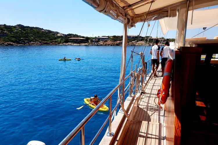 Boat Rental Cruise Italy's 85.0 feet in Cannigione