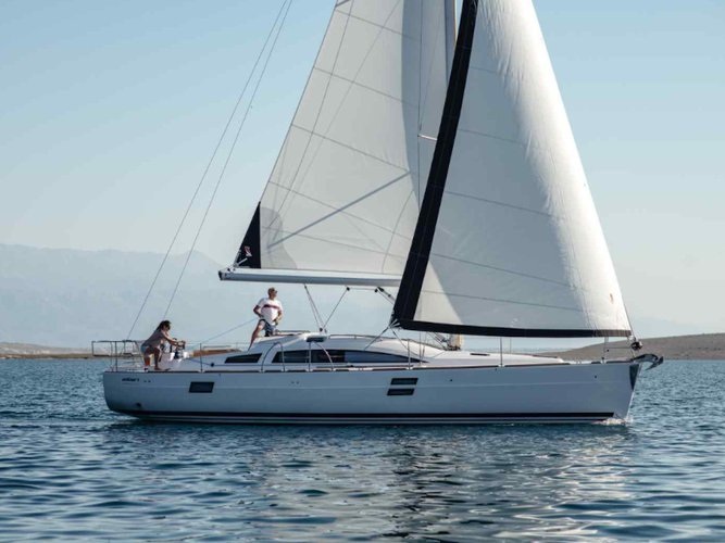 Charter this amazing sailboat in Kaštel Gomilica