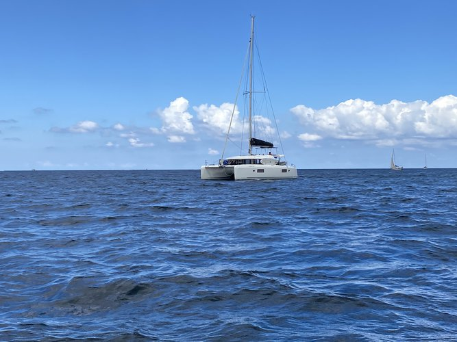 Hop aboard this amazing sailboat rental in Ibiza - Sant Antoni de Portmany!