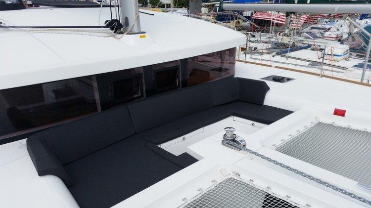 Deck front