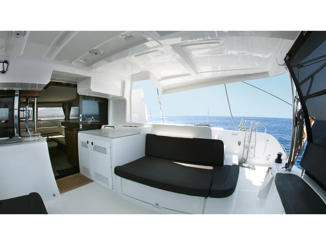 Experience Piraeus on board this elegant sailboat