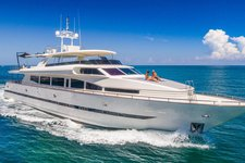 110' Horizon - The Biggest Yacht in Miami (Jacuzzi, Jetski, and more!)