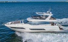 70' Prestige - Fancy Boat Rental in Miami