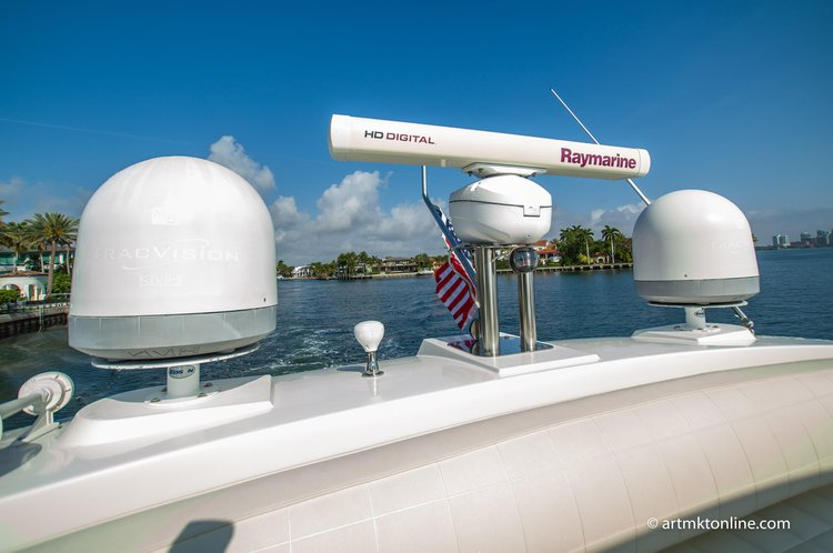 Azimut's 47.0 feet in Miami
