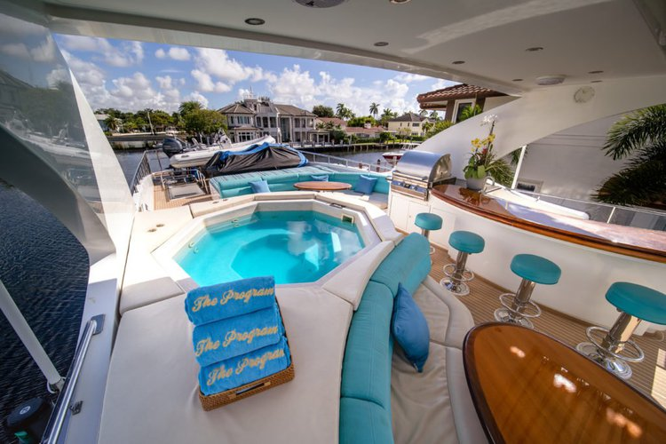 Boat for rent Hargrave 97.0 feet in West Palm Beach City Dock, FL