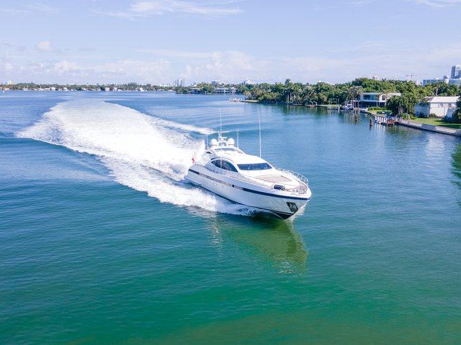 Mangusta's 92.0 feet in Miami Beach