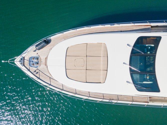 Motor yacht boat rental in Fountain Blue Marine,