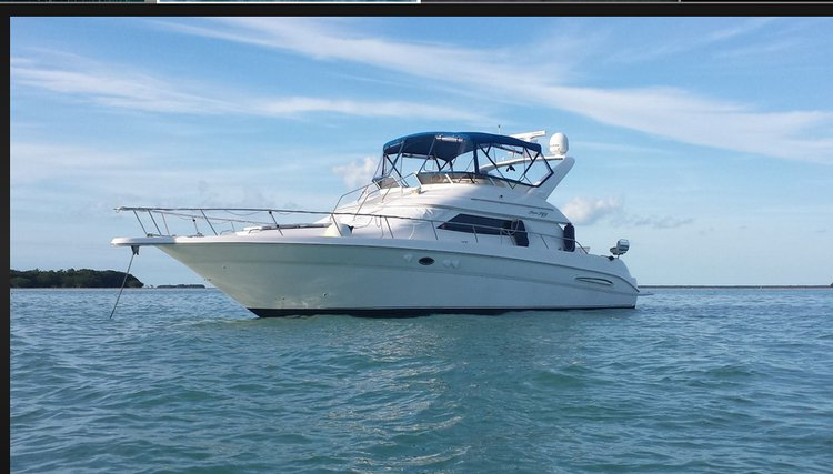 Boat for rent Sea Ray 50.0 feet in SaraBay, FL