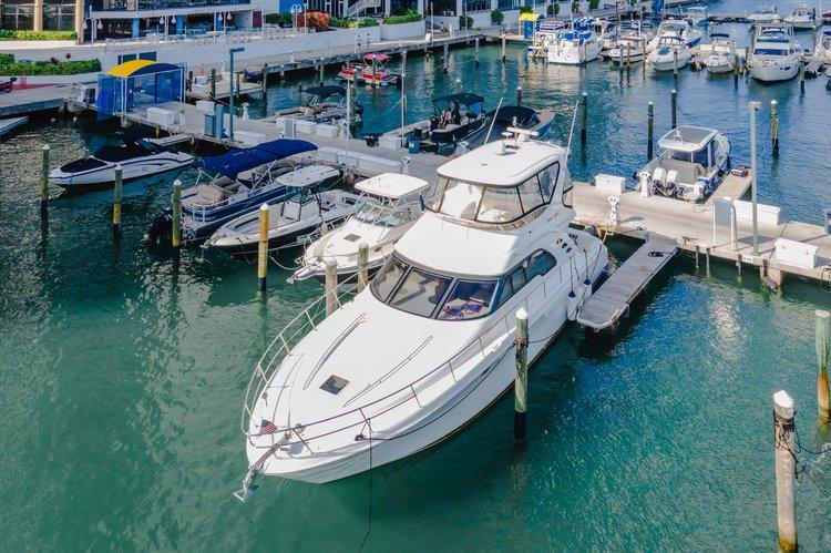 Boat for rent Sea Ray 60.0 feet in sea isle marina, FL
