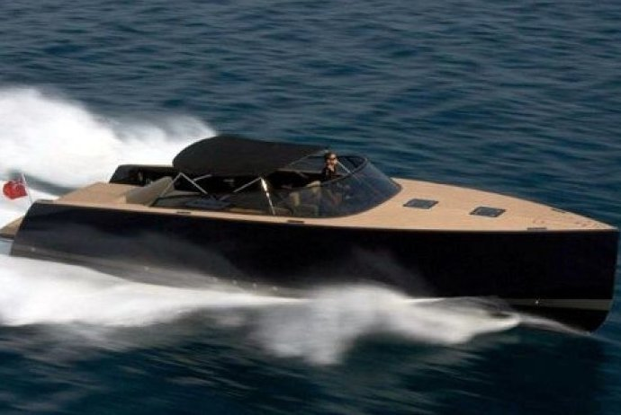 40' VanDutch - Rent a Luxury Yachting Experience! 15% TIP INCLUDED!
