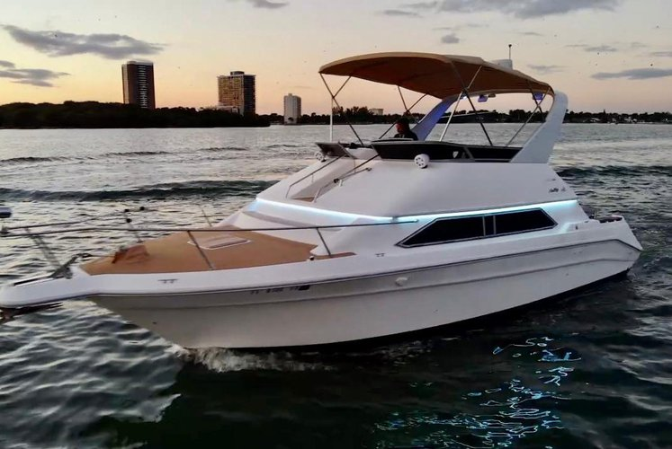 Searay's 40.0 feet in Miami