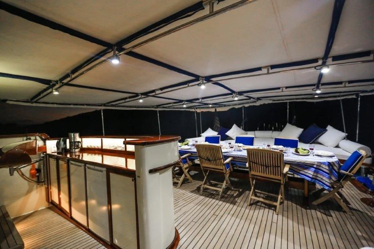Boat for rent Custom Made 91.0 feet in Bodrum, Turkey