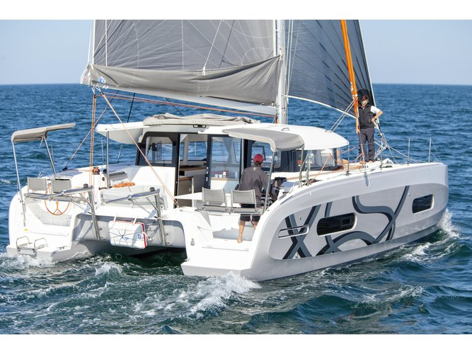 Experience Orhaniye, TR on board this amazing  Excess 11