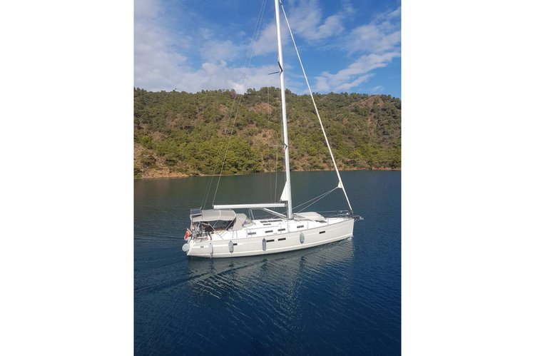 Bavaria boat for rent in Mugla