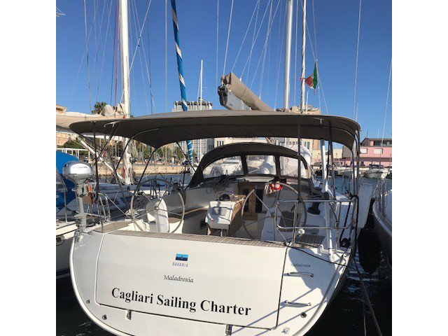 Enjoy luxury and comfort on this Bavaria Yachtbau Bavaria Cruiser 46  in Cannigione