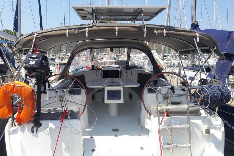 Boat for rent Beneteau 39.0 feet in Fethiye, Turkey