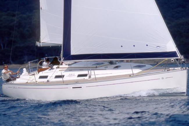 Unique experience on this beautiful Dufour Yachts Dufour 385