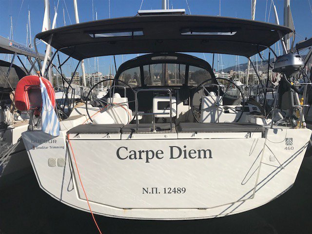 Take this Dufour Yachts Dufour 460 Grand Large for a spin!