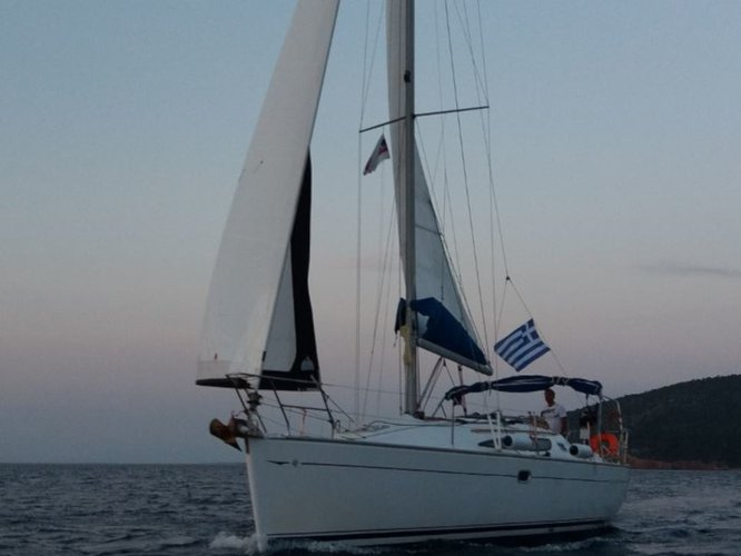 Climb aboard this Jeanneau Sun Odyssey 35 for an unforgettable experience
