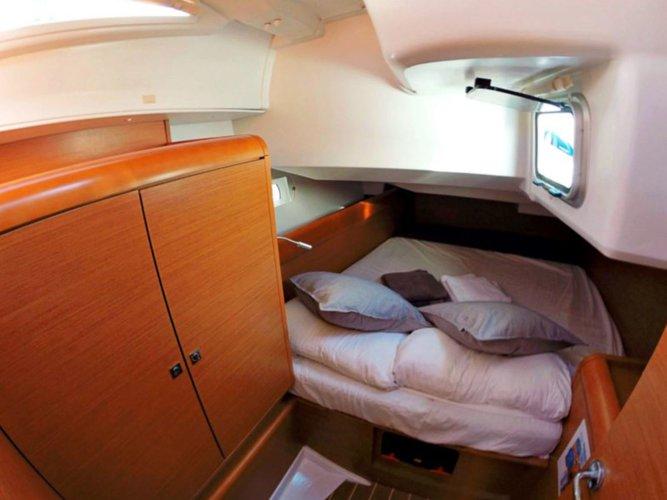 Starbord cabin