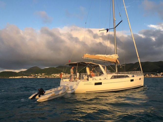 Monohull boat for rent in Marsh Harbour