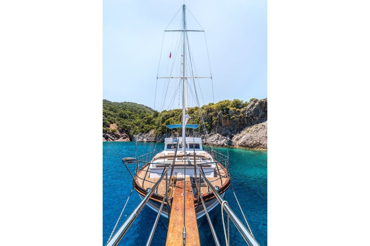 Sail vacation on the Aegean sea