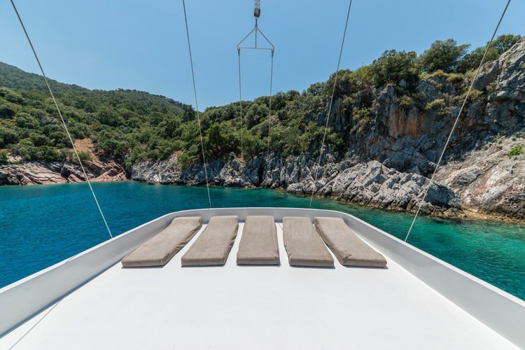 Boat for rent WOODEN 65.0 feet in fethiye ece saray marine, Turkey