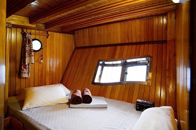Boat for rent wodden 85.0 feet in fethiye ece saray marine, Turkey