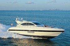 YCM - 72' Mangusta Motor Yacht in South Florida