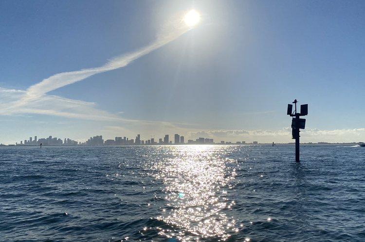 Bennington's 20.0 feet in Miami Beach