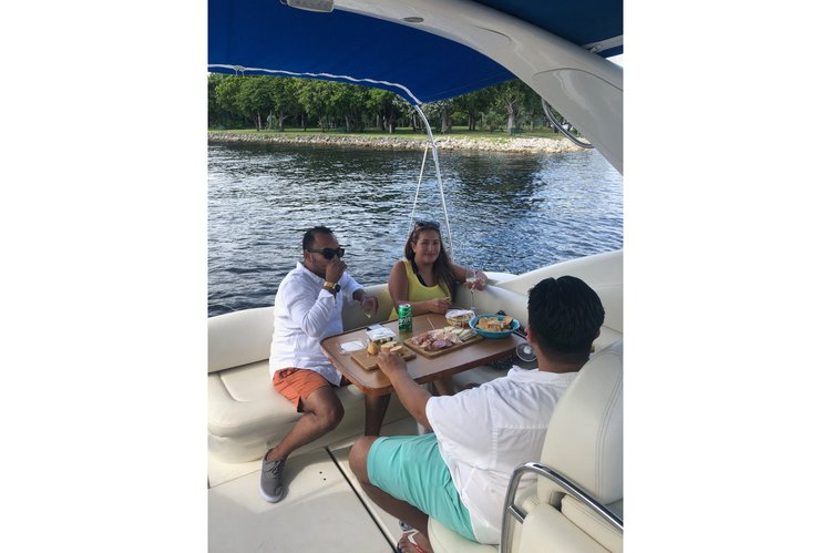 Boat for rent Cranchi 34.0 feet in Isla del mar, FL