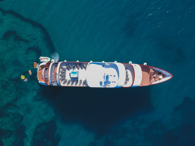 Boat for rent Custom 157.0 feet in Split, Croatia