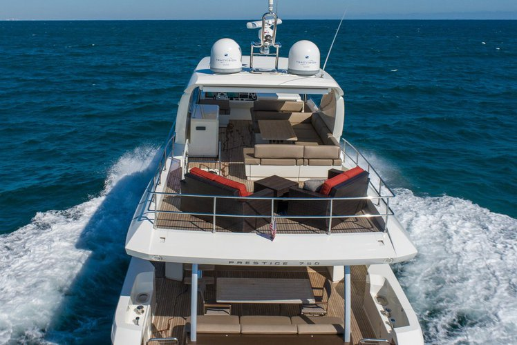 Boat for rent Prestige 75.0 feet in Turnberry Marina - 19735 Turnberry Way, Aventura, FL 33180, FL