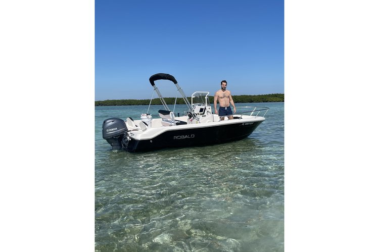 Explore Miami and South Florida Seas in Gorgeous Center Console