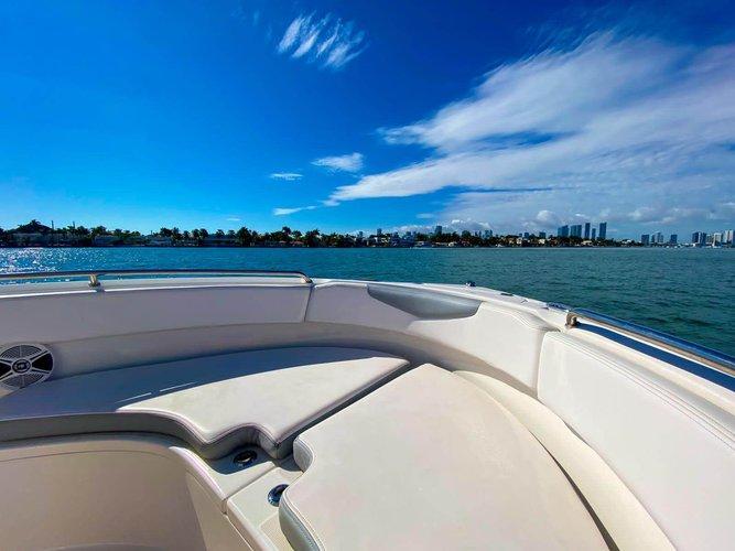 Center console boat rental in Watson Island, FL