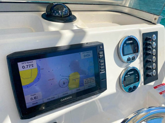 Boating is fun with a Center console in Miami