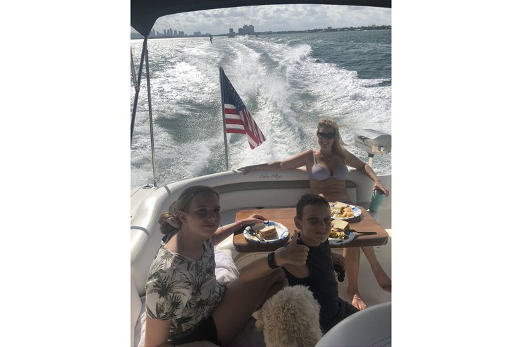 Sea Ray's 38.0 feet in Miami