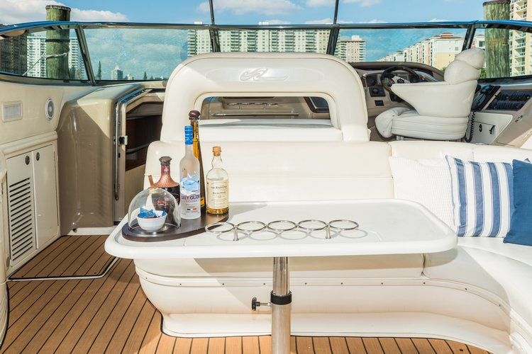 Boating is fun with a Sea Ray in Sunny Isles
