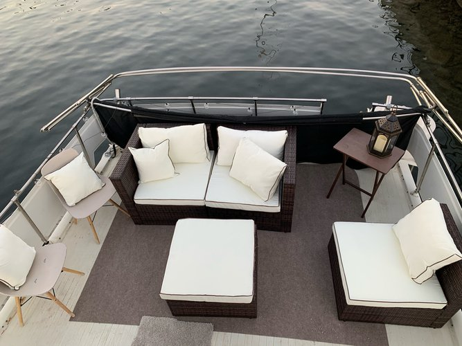 Boat for rent Viking 43.0 feet in Marina del Rey,