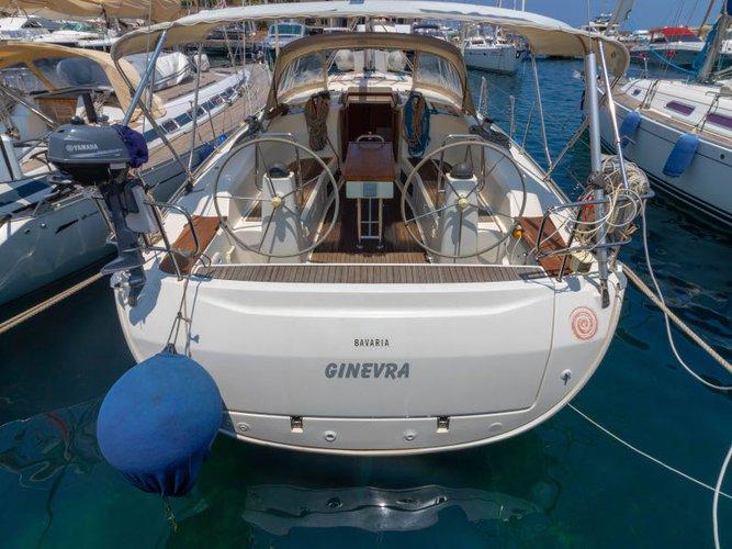 Experience Furnari, IT on board this amazing Bavaria Yachtbau Bavaria Cruiser 40