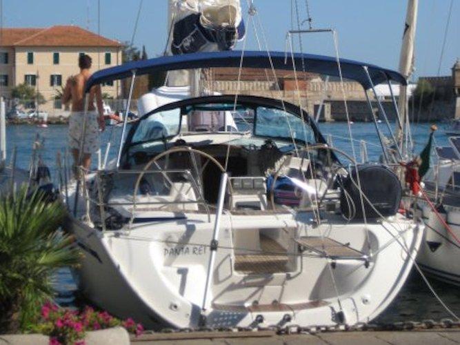 San Vincenzo, IT sailing at its best