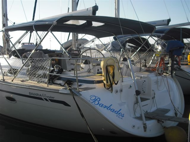 Sail the beautiful waters of  on this cozy Bavaria Yachtbau Bavaria 46 Cruiser-3