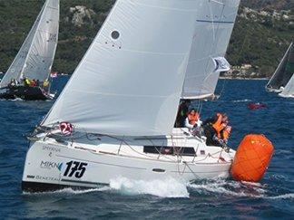 Hop aboard this amazing sailboat rental in Marmaris!