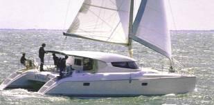 Rent this Catamarans Nautitech Nautitech 40 for a true nautical adventure