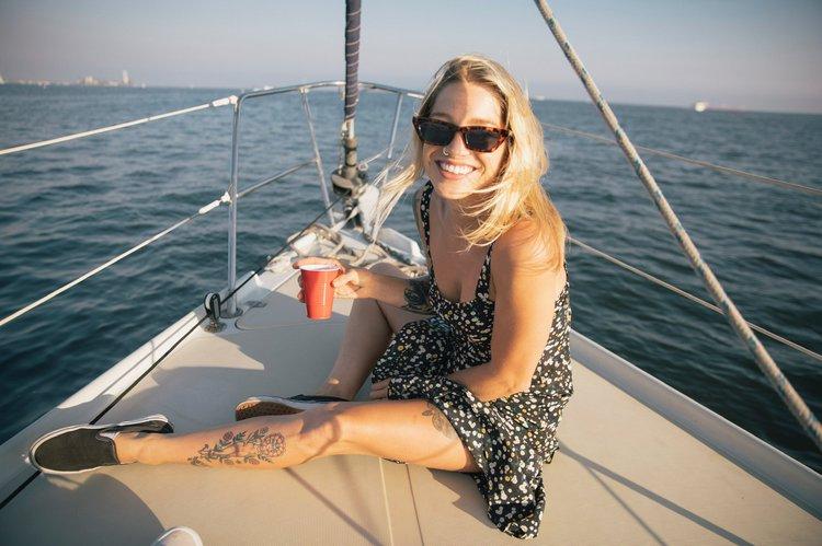Cruiser racer boat for rent in Long Beach