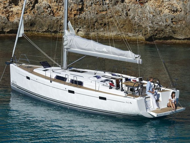 Enjoy luxury and comfort on this Valencia sailboat charter